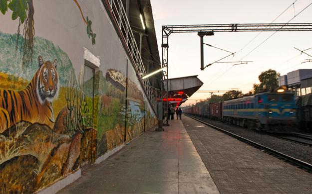 Swai Modhopur Railway Station
