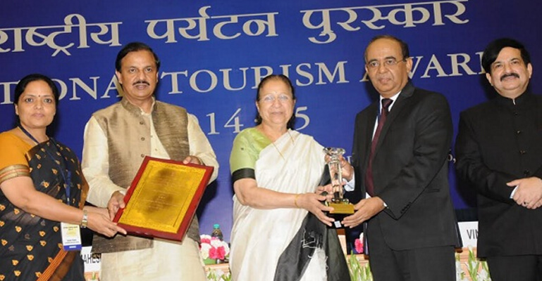 Sawai Madhopur Railway Station Tourism Award