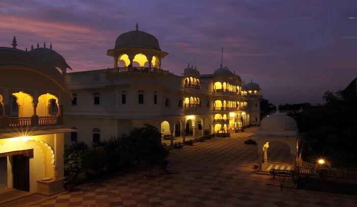 Nahargarh Hotel, Ranthambore