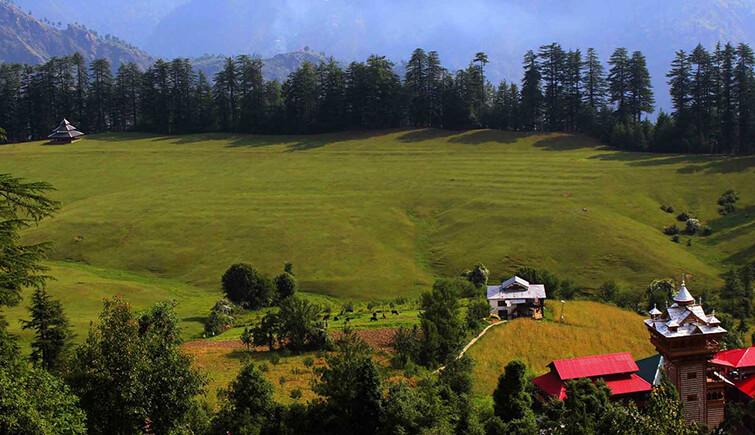 Great-Himalayan-National-Park- Tirthan Valley