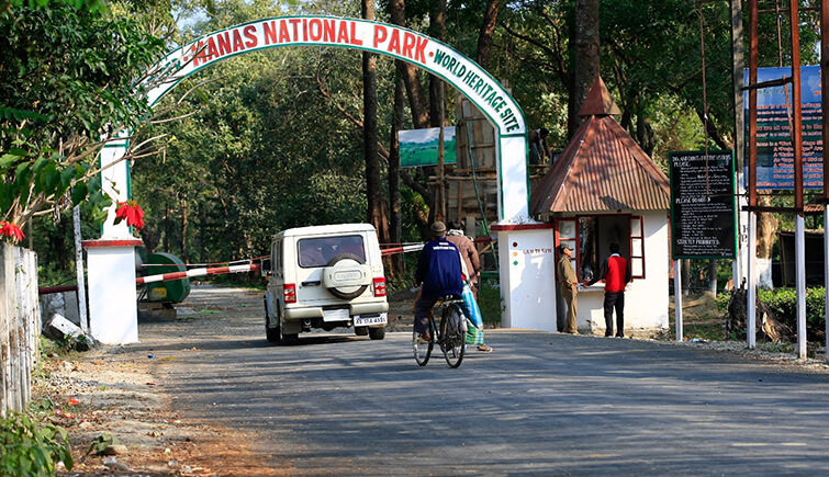 Manas-National-Park,-Assam